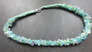 The beads are not all uniform size hence the name.