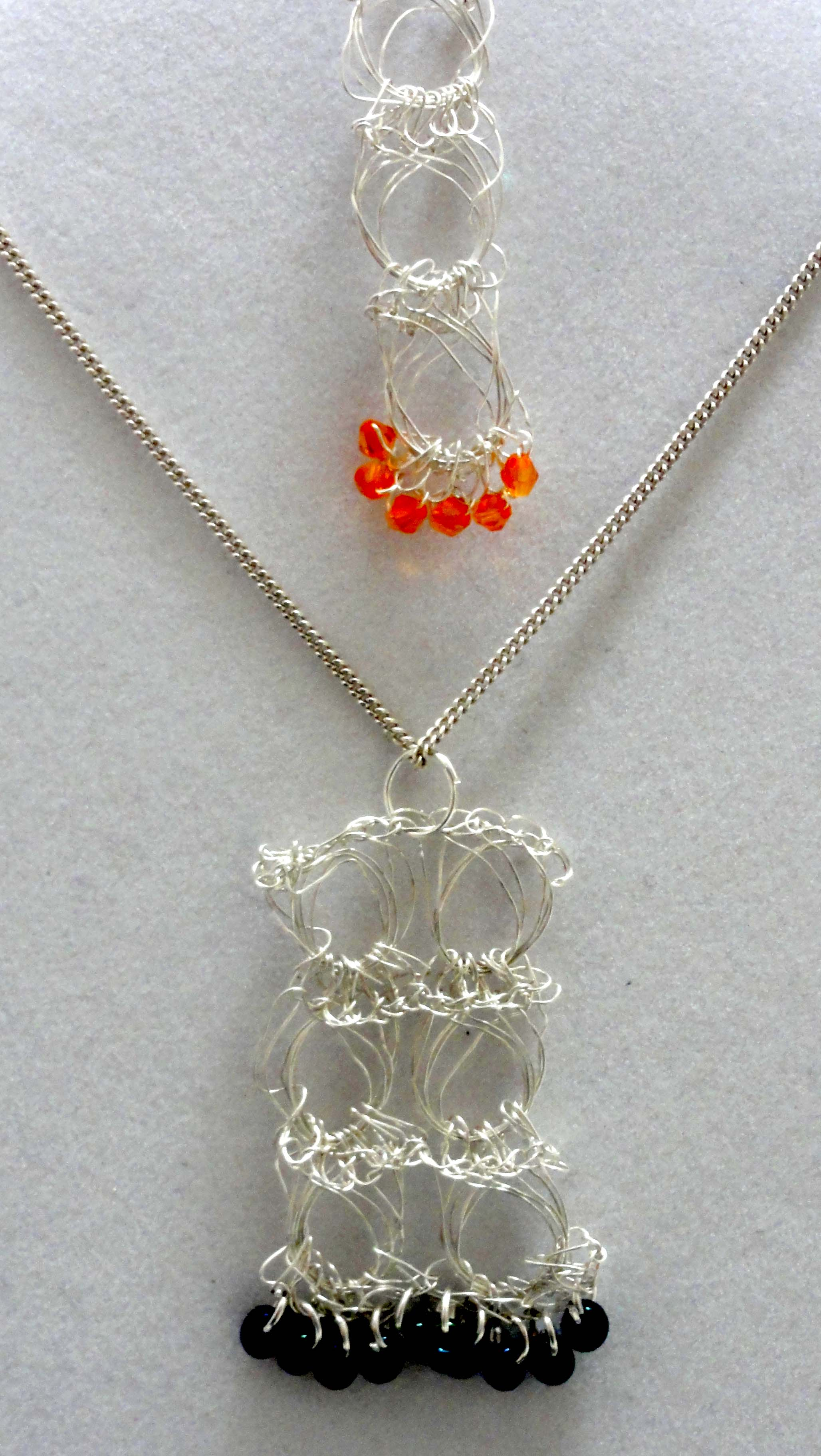 Fantastic Crochet Wire Jewelry Fine Collection - Wiring Standart ...