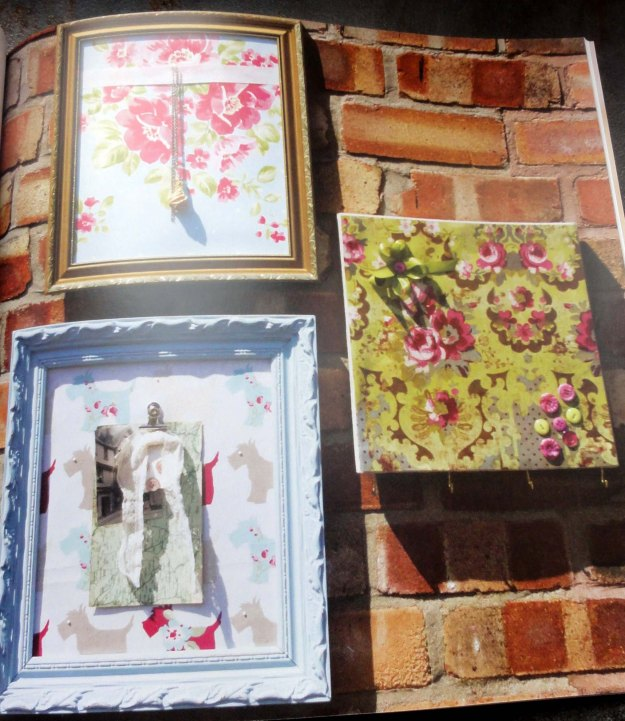 Beautiful picture frames.
