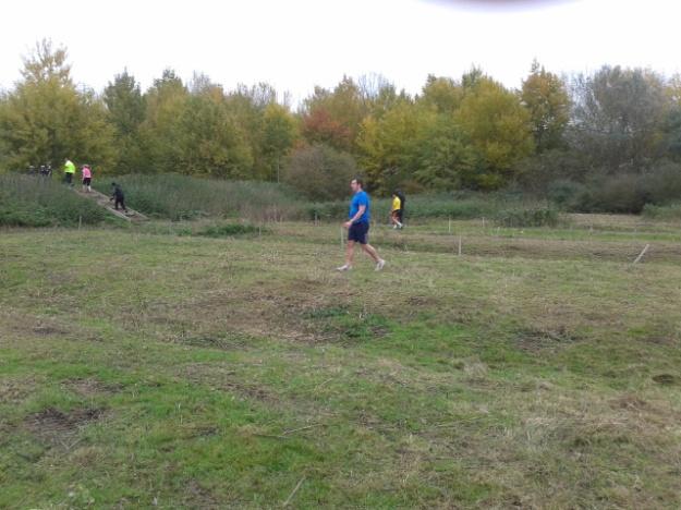 Milton park run