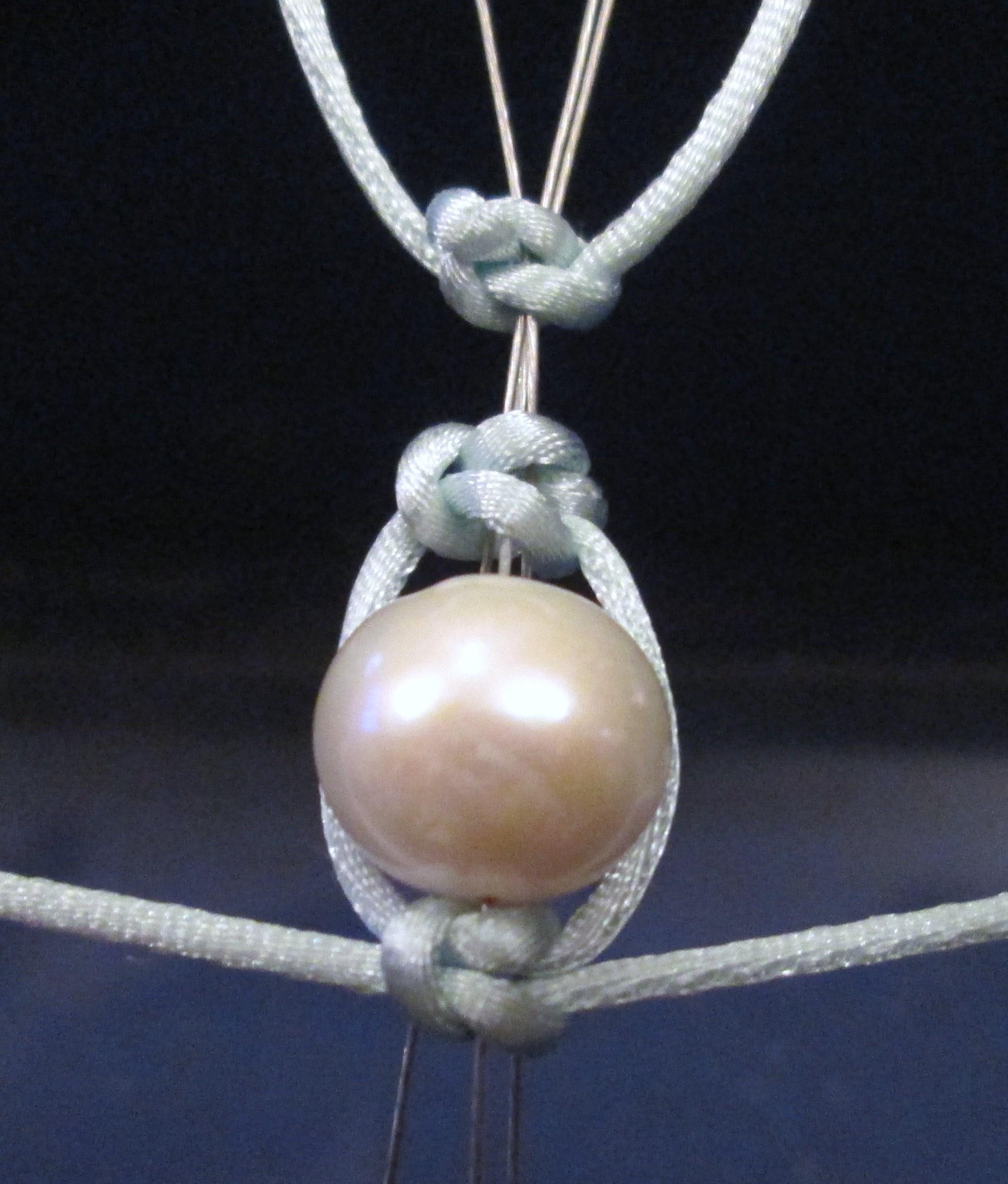 Fijación de la perla