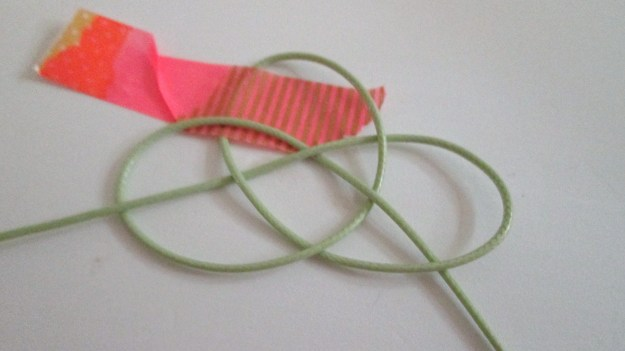 The Josephine knot (also known as the Double Coin knot)