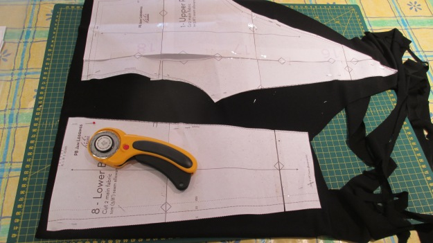 A rotary cutter